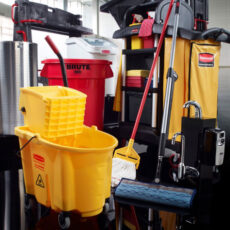 Rubbermaid Commercial Products at Carey